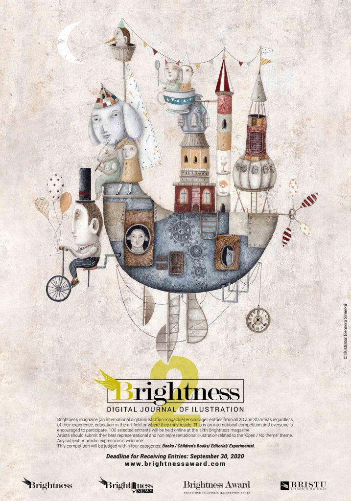 The Second Brightness Award Poster Low